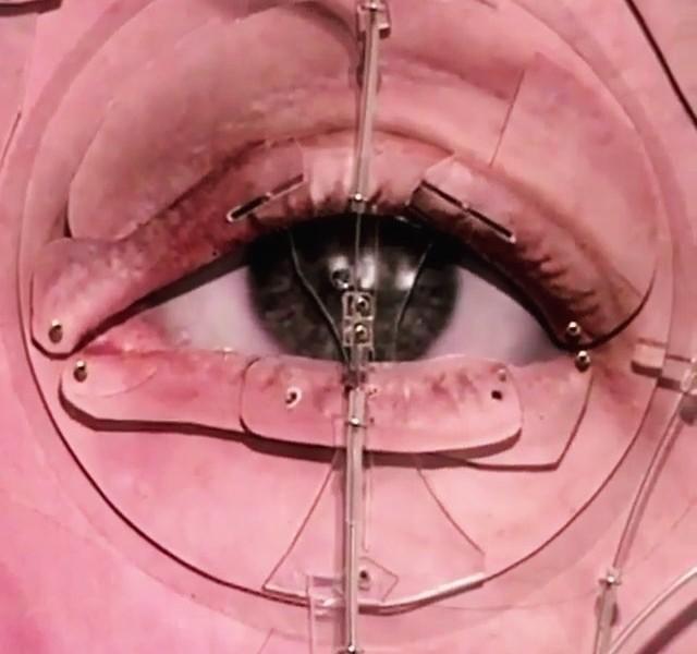 """Mechanical human"" by Tim Hawkinson"