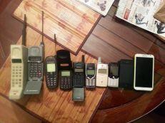 30 anni di cellulari