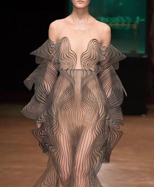 Art & Fashion by Iris Van Herpen