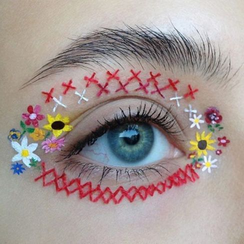 Arte & Makeup by Sasha Chudeeva