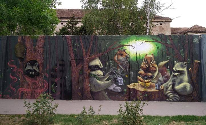 Artez @Pozarevac, Serbia