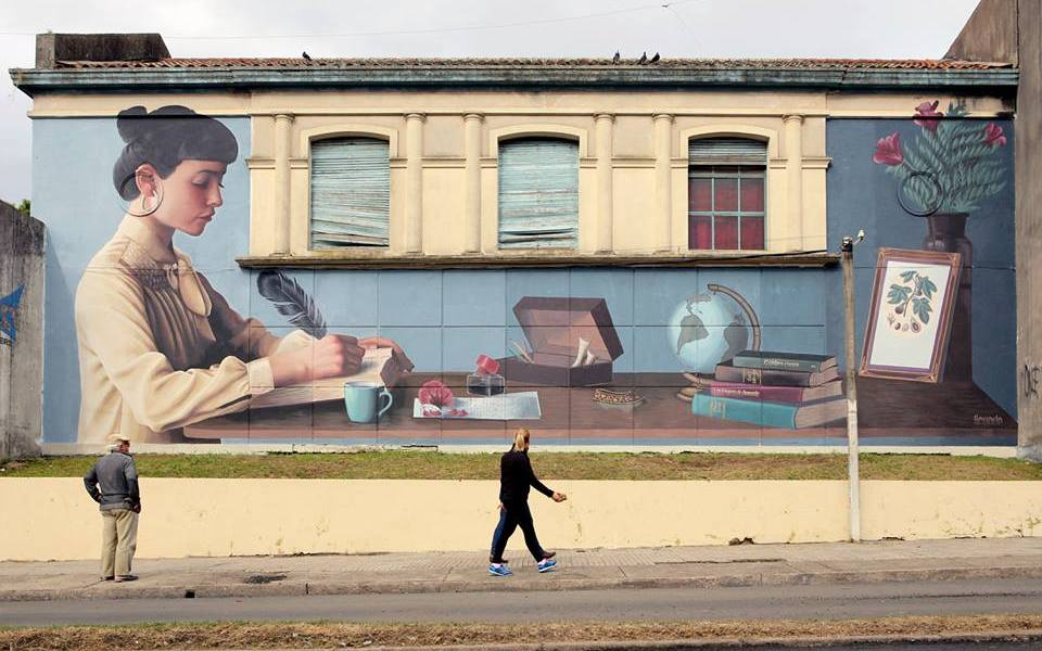 Colectivo Licuado @Ciudad de Melo, Cerro Largo, Uruguay