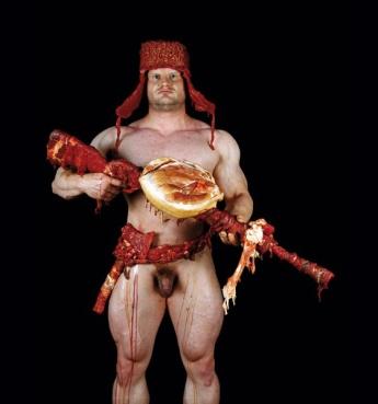 Dimitri Tsykalov - Meat
