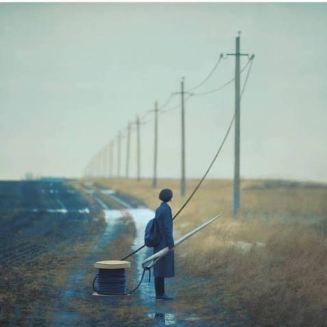 Fotografia di Oleg Oprisco