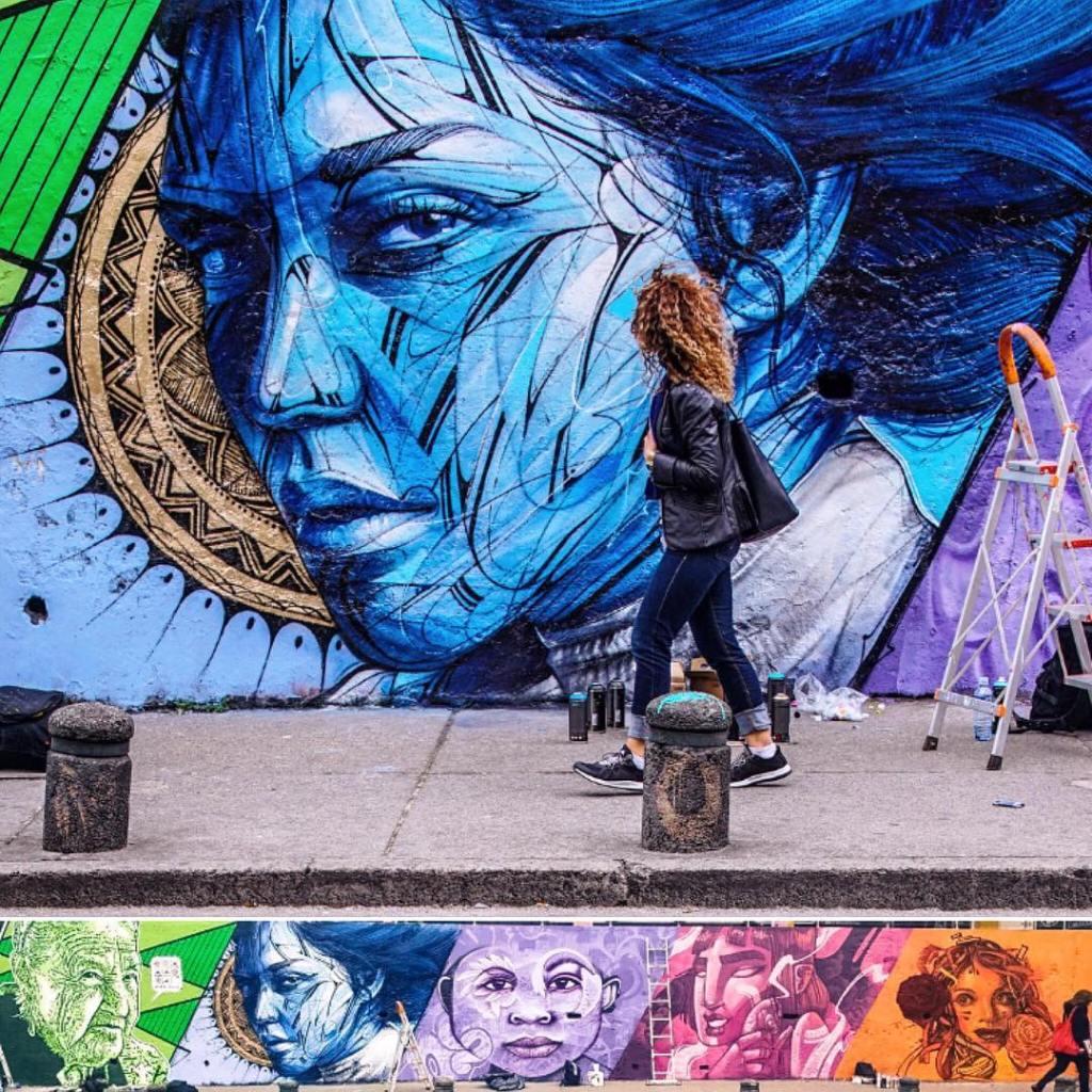 Hopare @Bogotá, Colombia