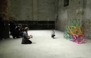 "Biennale Arte 2017 – Arsenale - ""Zero to Infinity in Venice"" di Rasheed Araeen"