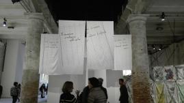 Biennale Arte 2017 – Arsenale - Maria Lai (italia)