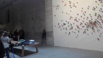 """Biennale Arte 2017 – Arsenale - """"The Mending Project"""" by Lee Mingwei (Taiwan)"""