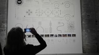 "Biennale Arte 2017 – Arsenale - ""Planetary Dance Banner"" di Anna Halprin (USA)"