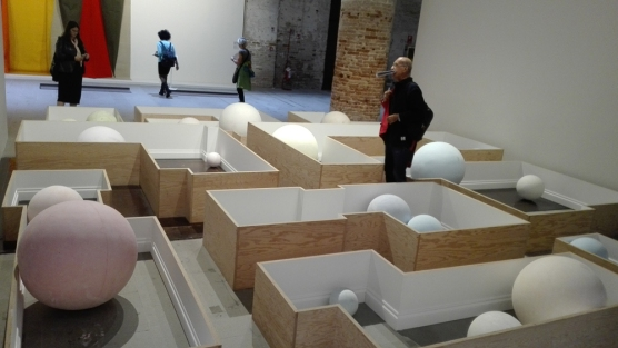 """Biennale Arte 2017 – Arsenale - """"Common Places"""" di Martin Cordiano (Argentina)"""