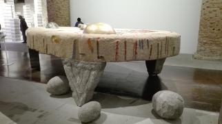 "Biennale Arte 2017 – Arsenale -""Turtle"" di Erika Verzutti (Brasile)"