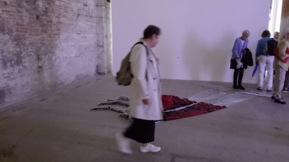 "Biennale Arte 2017 – Arsenale -""Do you realise there is a rainbow even if it is night?"" di Petrit Halilaj (Kosovo)"