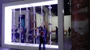 Biennale Arte 2017 – Arsenale - Michel Blazy