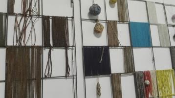 """Biennale Arte 2017 – Arsenale - """"Janas Code"""" di Michele Ciacciofera (Italia)"""