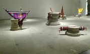 """Biennale Arte 2017 – Arsenale - """"Cantico del descenso I - XI"""" di Cynthia Gutierrez"""
