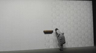 """Biennale Arte 2017 – Arsenale - """"All of a tremble (Encounter I)"""" di Anri Sala (Albania)"""