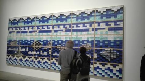 "Biennale Arte 2017 – Arsenale - ""Food for thought 'Amma Baad'"" di Maha Malluh (Arabia Saudita)"