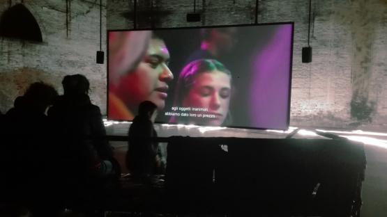 Biennale Arte 2017 - Arsenale - Padiglione Italia - Adelita Husni-Bey