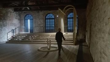 Biennale Arte 2017 - Arsenale - Padiglione Turchia - Cevdet Erek
