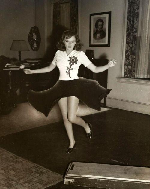 Judy Garland, 1941