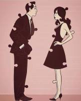 Love is a puzzle (autore sconosciuto)