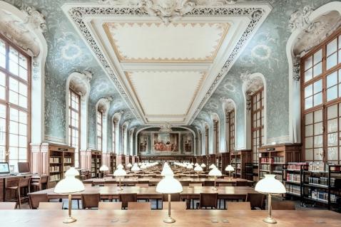 Ludwig Favre - Places of culture of Paris