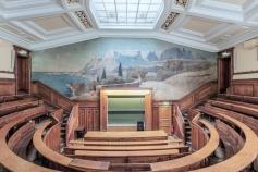 Ludwig Favre - La Sorbonne, Paris