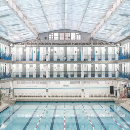 Ludwig Favre - Paris' swimming pools