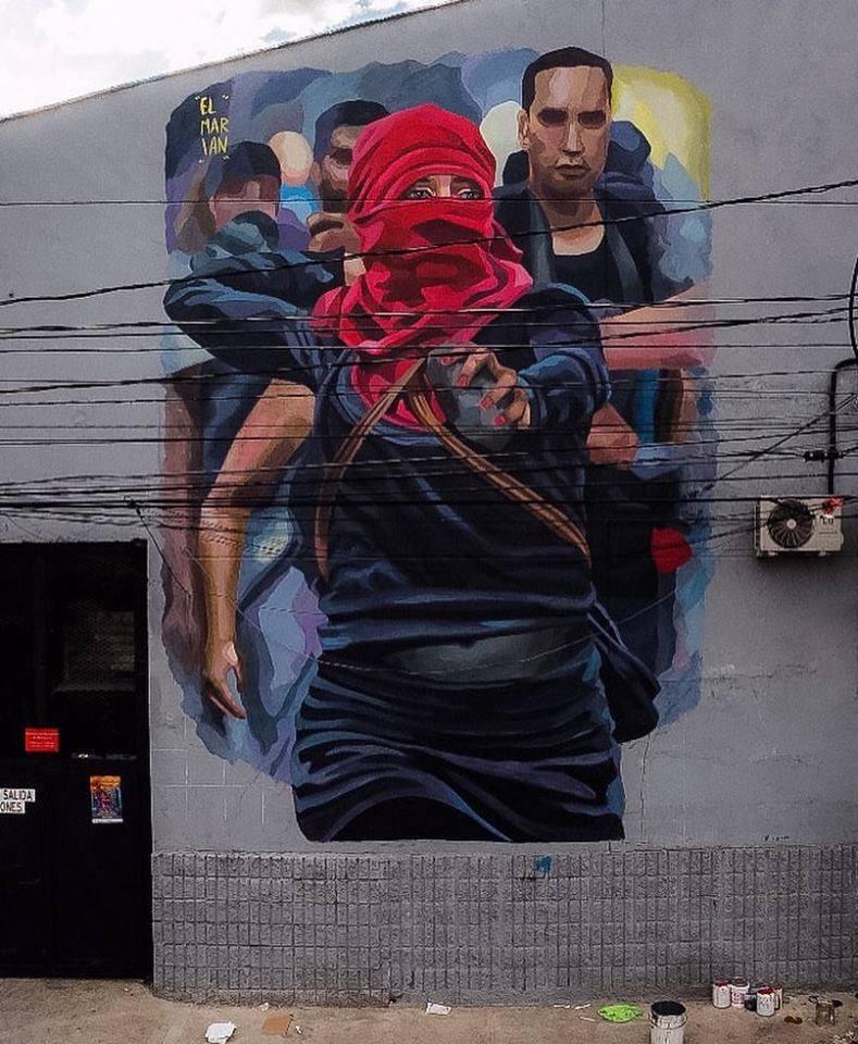 Mariano Antedomenico @Medellin, Colombia