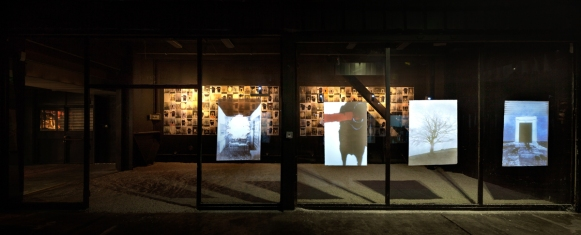 Matie¦Çre Noire_Act I_Projection_A_Route_collaboration with Carmen Main -® Blind Eye Factory