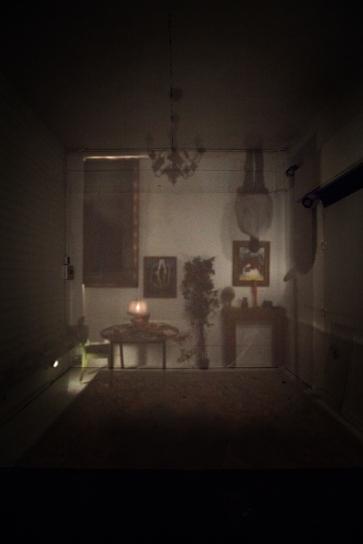 Matie¦Çre Noire_Act II_Perception_N¦â_Mirror II_collaboration with Carmen Main -® Blind Eye Factory