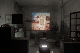 Matie¦Çre Noire_Act II_Perception_O_De¦üja¦Ç vu I_collaboration with Carmen Main -® Blind Eye Factory