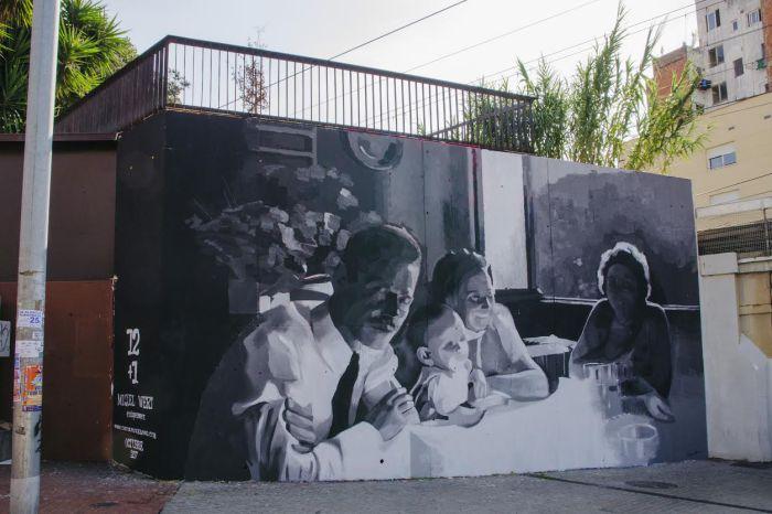 Miquel Wert @L'Hospitalet de Llobregat, Barcelona, Catalonia