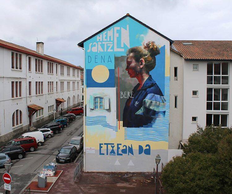 Sebas Velasco & Xabier Anunzibai @Bayonne, France