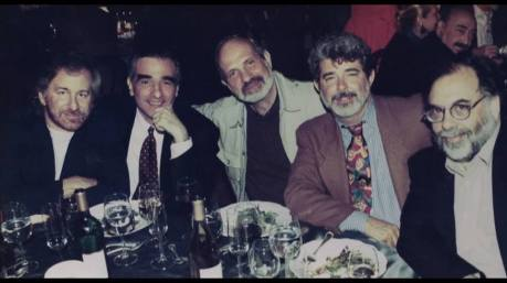 Spielberg, Scorsese, De Palma, Lucas & Coppola