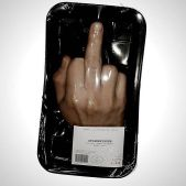 Stinkefinger on sale by Martin Pieruschek