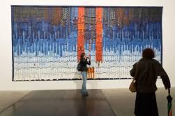 "Venezia - Biennale Arte 2017 - ""Bresil (Guarani)"" di Abdoulye Konate (Mali) - Fotografia di Ivan Gugole"