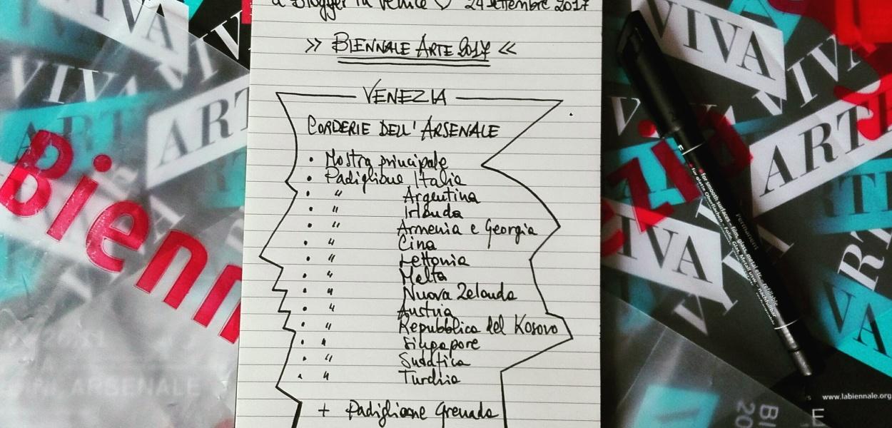 Venezia - Fotogallery della visita alla Biennale Arte 2017 (Arsenale)