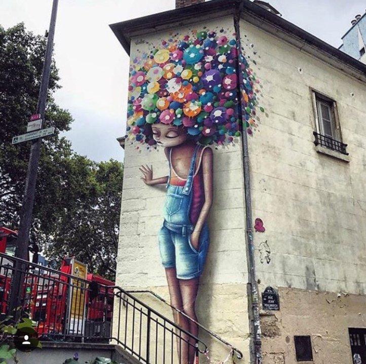 Vinie Graffiti @Paris, France