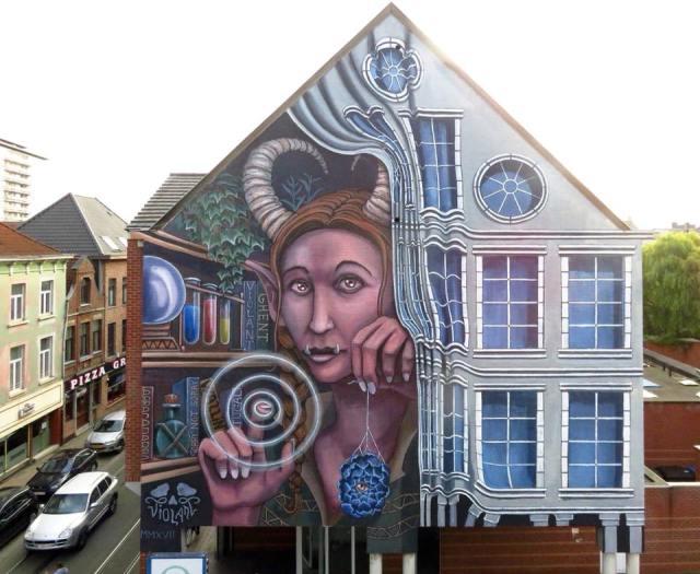 Violant @Ghent, Belgium