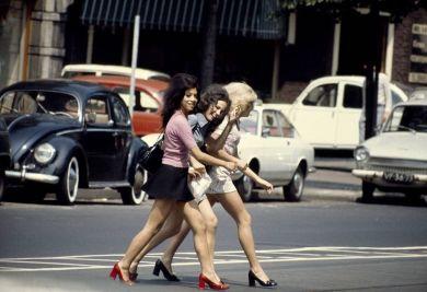 Amsterdam, 1967. (Fotografia di Ed van der Elsken)