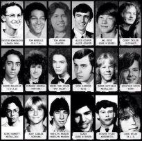 Annuario foto di icone rock e heavy metal