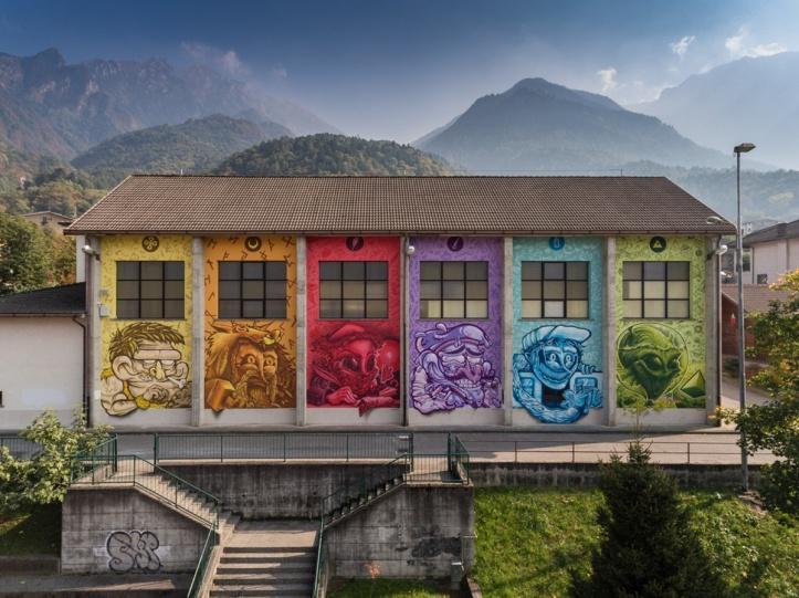 Art of Sool @Niardo, Italy