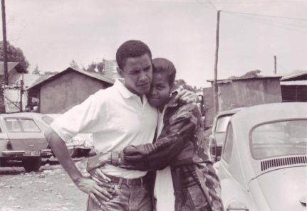 Barack and Michelle (1992)