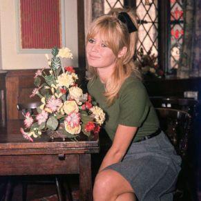 Brigitte Bardot by Ray Bellisario, 1968