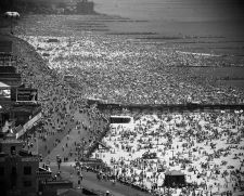 Coney Island, NYC, 1949