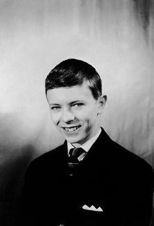 David Bowie a scuola c. 1953-1963