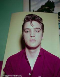 Elvis Presley circa 1957