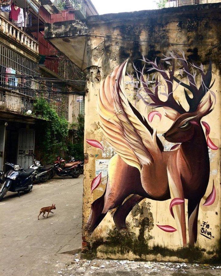 Fio Silva @Hanoi, Vietnam