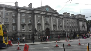 Dublino - Trinity College